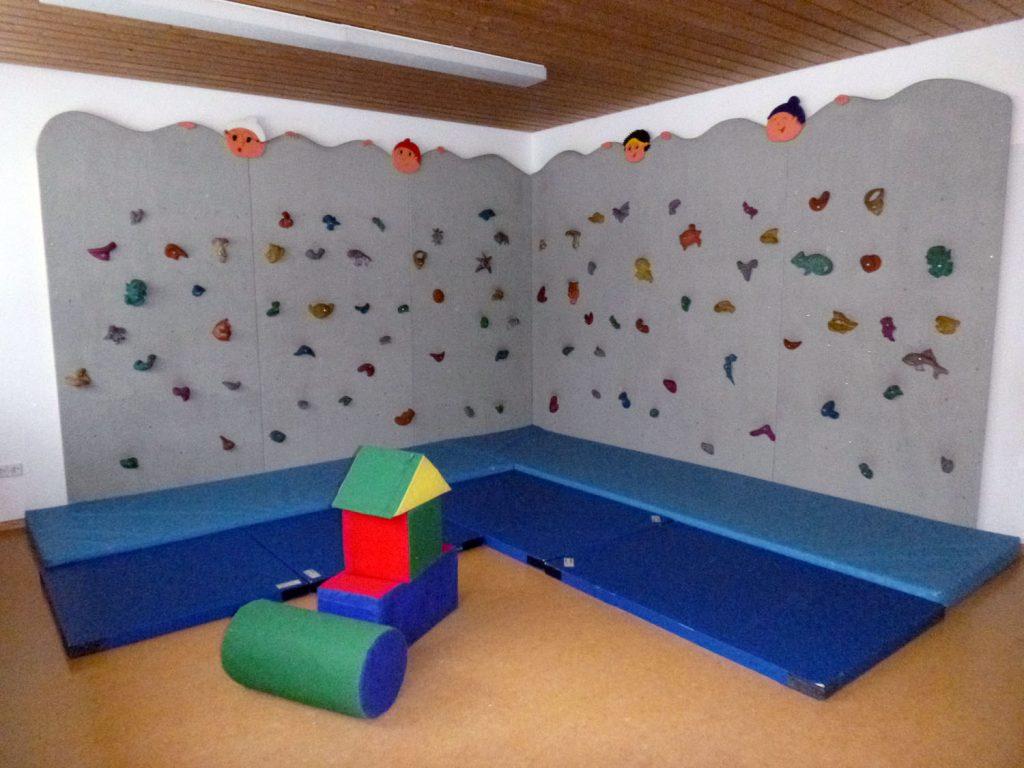 Turnraum Kindergarten