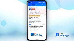 Neu: Kita Info-App