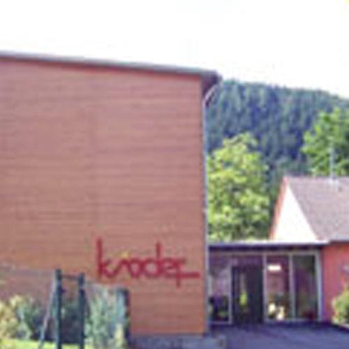 Kontakt zum Kindergarten